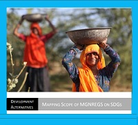 Mapping Scope of MGNREGS on SDGs