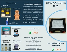 Jal-TARA Arsenic Kit