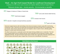 Wadi: An Agri-Horti based Model for Livelihood Development